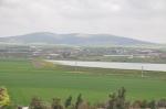 Endor as seen from Mt. Gilboa