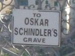 sign-oskar-schindlers-grave