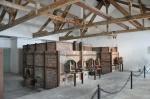 Crematorium at Dachau