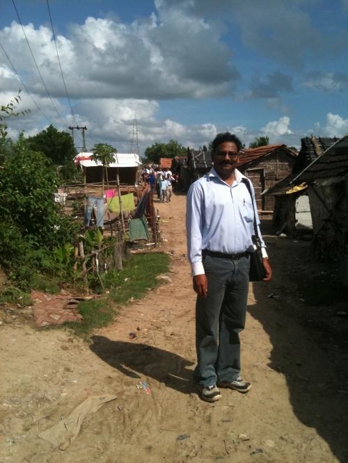 Pastor Rudra