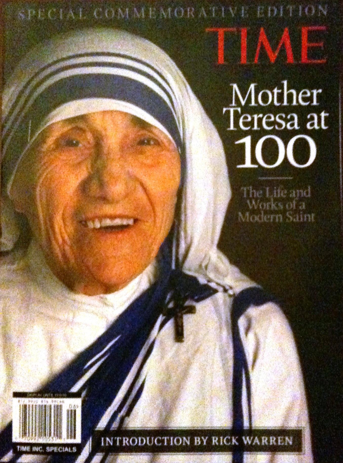 Mother Teresa At 100 Go Beyond