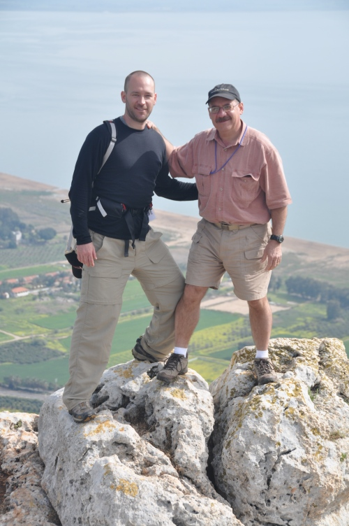 On Mount Arbel