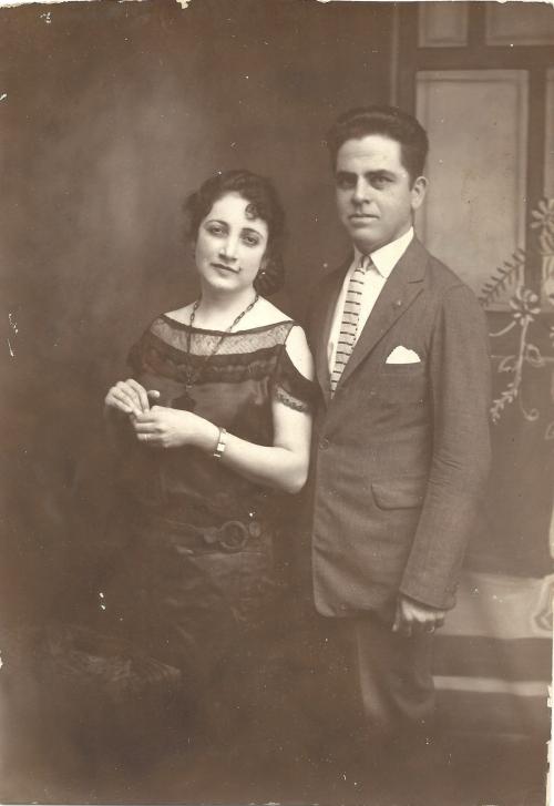 Felipe and Lucy Garcia