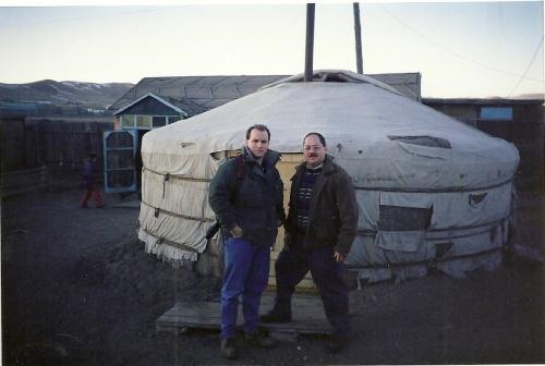 Mongolia 1998