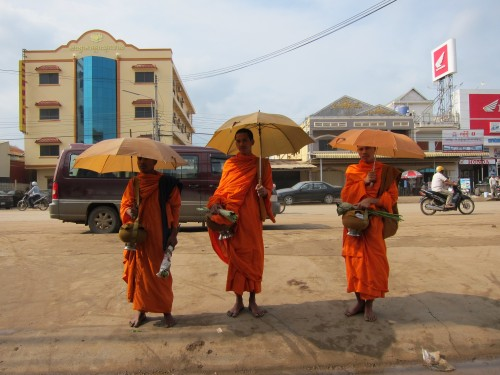 Poipet-Monks