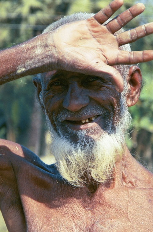 Bangla 2003 Old Man Hand