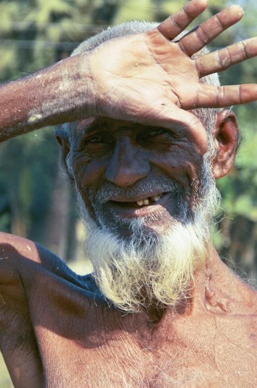 Bangla 2003 Old Man Hand