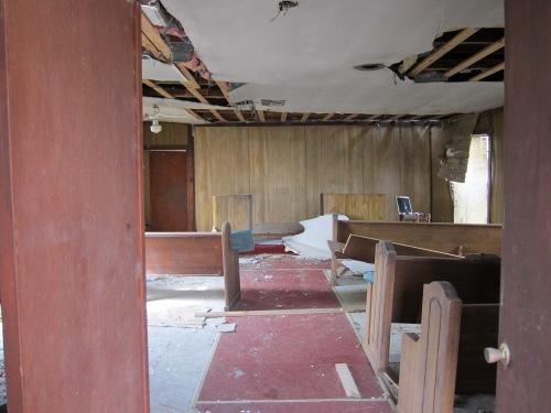 Old Church Interior
