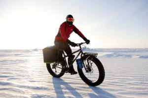 Eric Larsen Bike