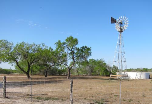 Hwy 285 Windmill