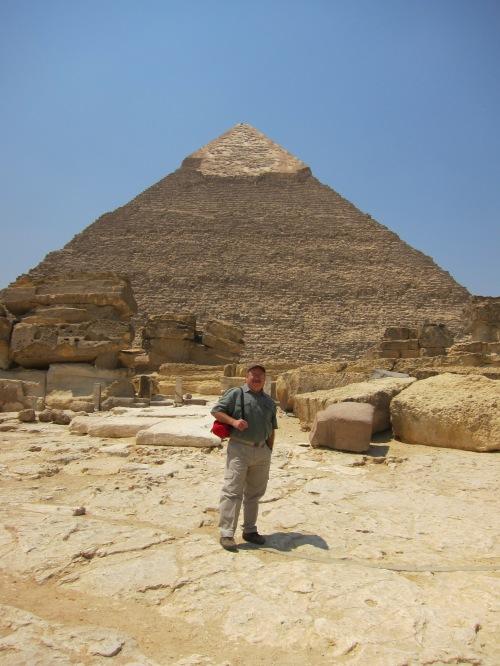Giza Pyramid Omar