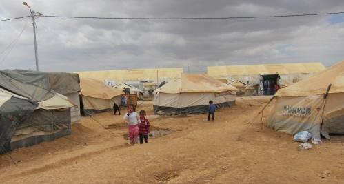 Zaatari Camp Kids copy