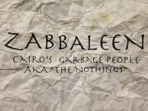 Zabbaleen Pic