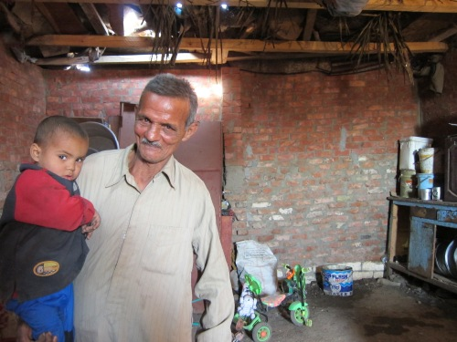 Zariab Man Grandson