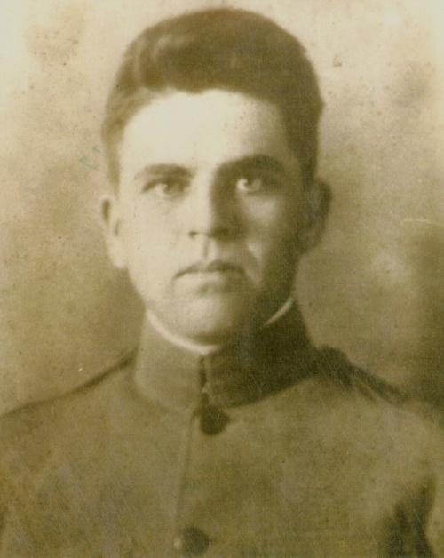 Felipe Garcia WW1