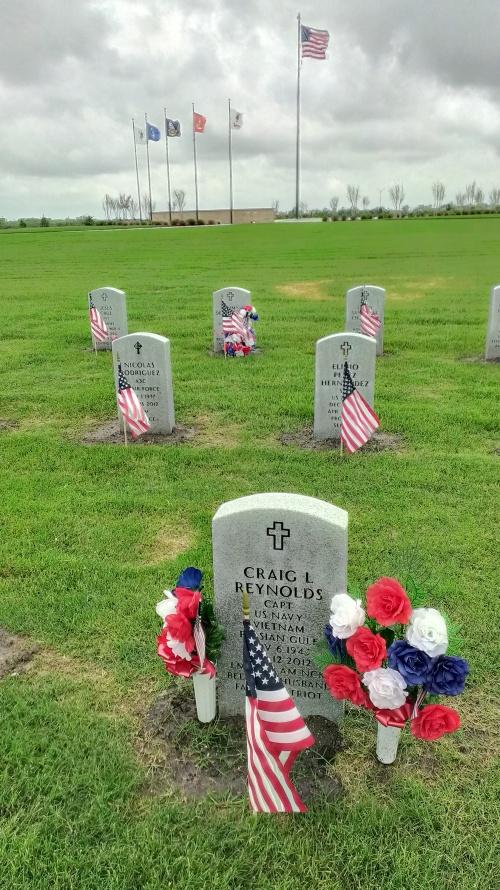Craig Reynolds Grave