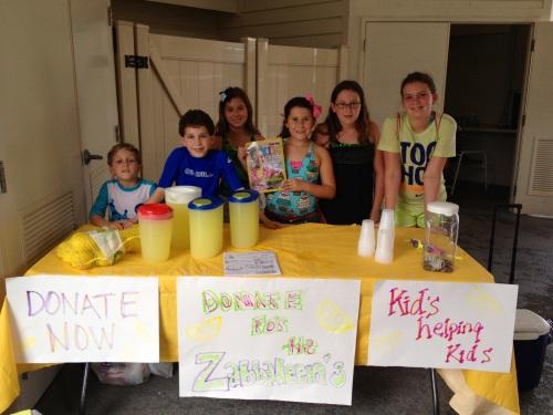 KBC Kids Lemonade Stand