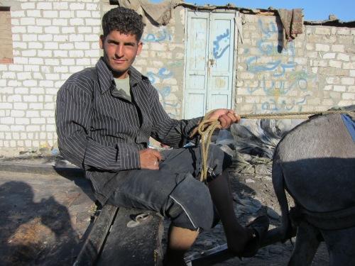 South Slum Cart Driver