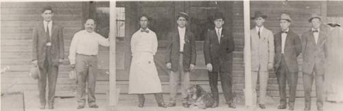 1.00-Felipe Garcia in San Diego - 1911