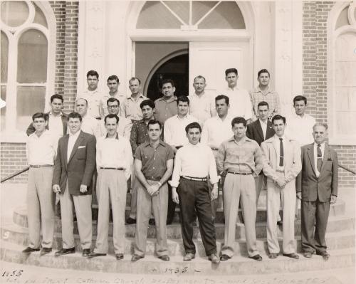 5.1-Boy Scout Troop 20 - 1955