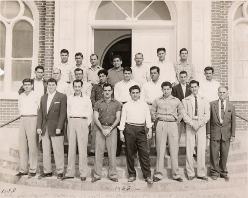 5.1-Boy Scout Troop 20 - 1955