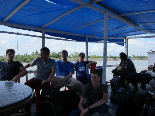 Boat to Sunderbans