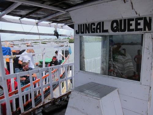 Jungal Queen