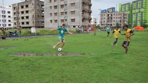 Soccer - Zach Kick