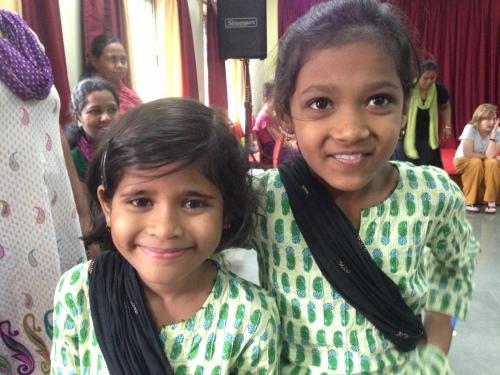 Two Nabin's Girls