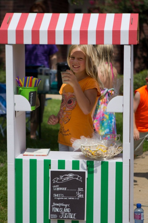 Grace Lemonade Stand