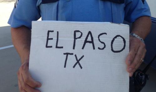 El Paso Sign