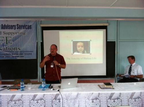 Omar Teaching