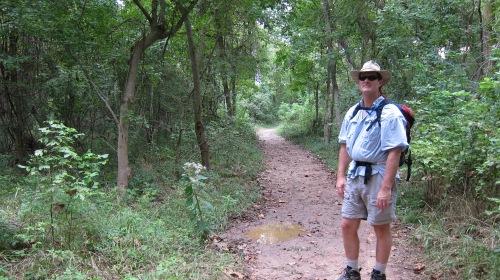 Bill on Trail