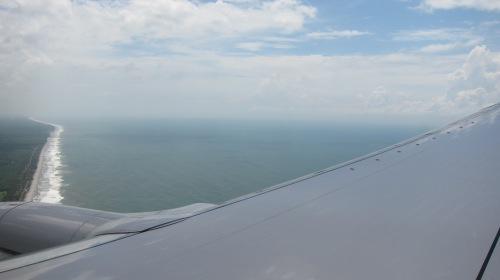 El Salvador Coastline