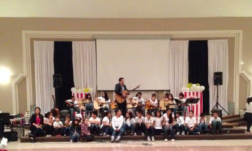 Kidz Club Choir