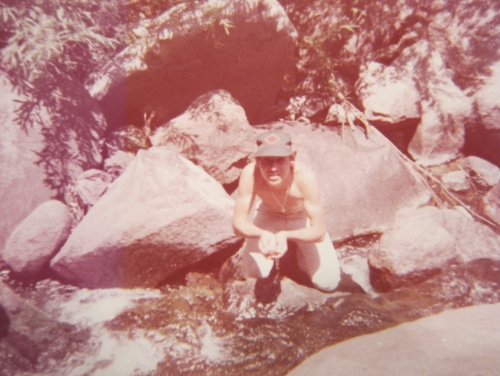 July 72 Davis Mtn Stream