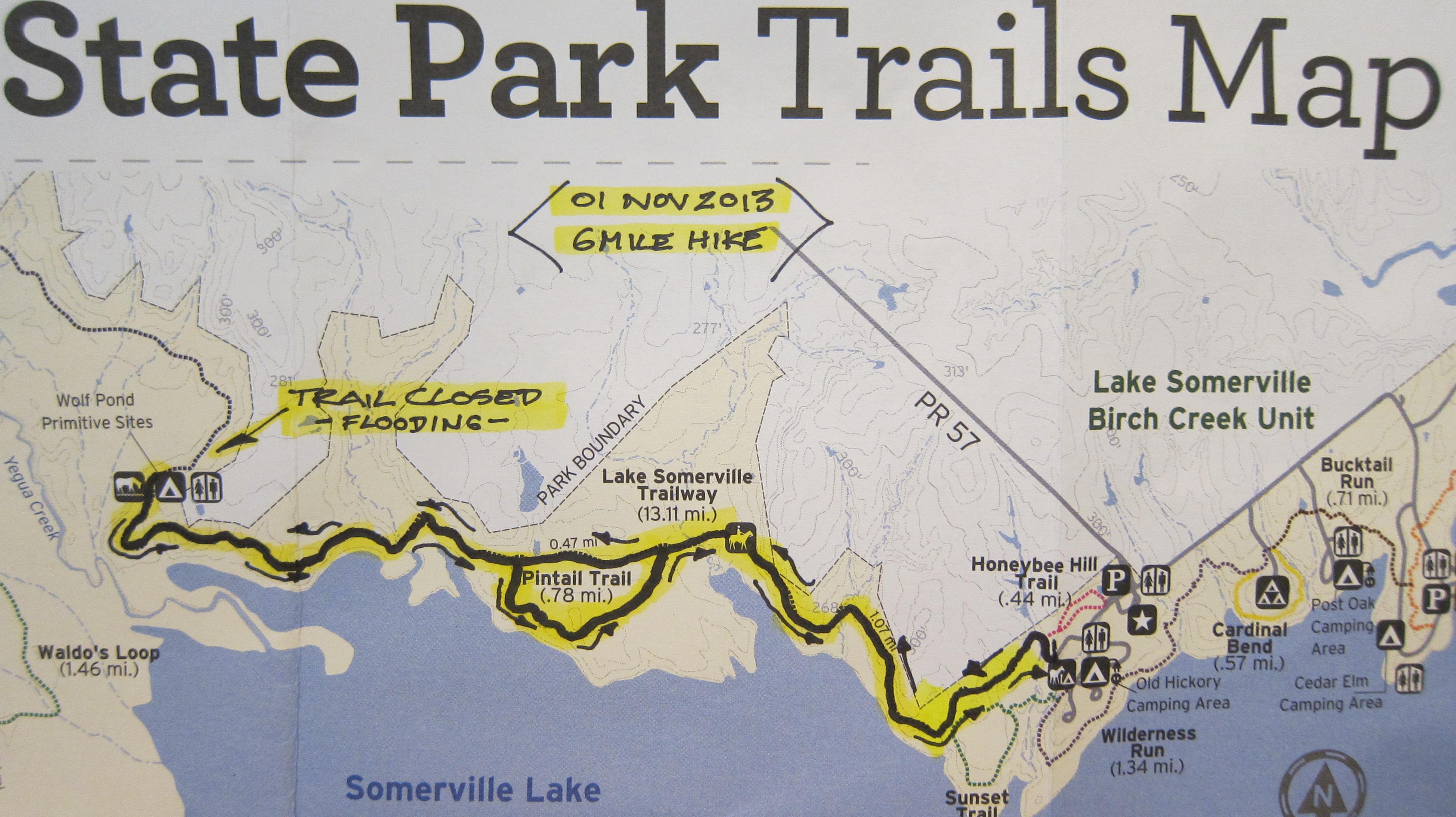 Trail Ahead Closed | Go Beyond