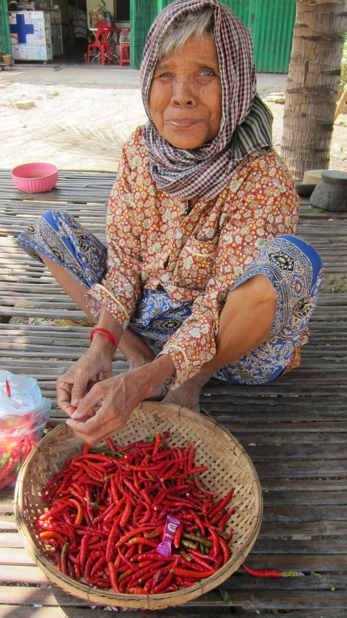 Chili Woman