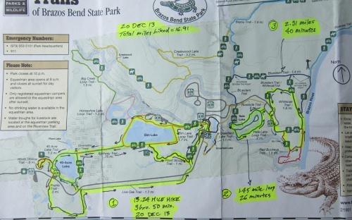 Dec 20 2013 Hike