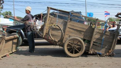 Poipet Border Cart