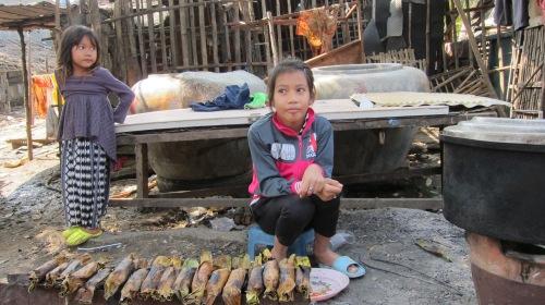 Slum Kids Sellers