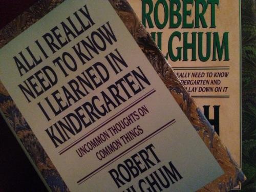 Robert Fulghum Books