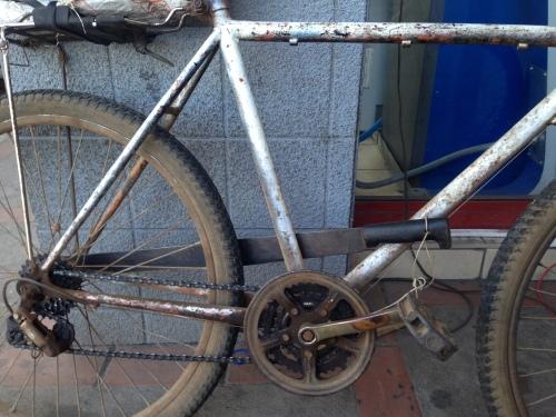 Bike Machete