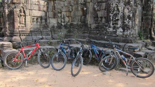 Bike Temple