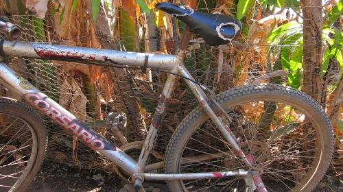 Bike Worn Seat