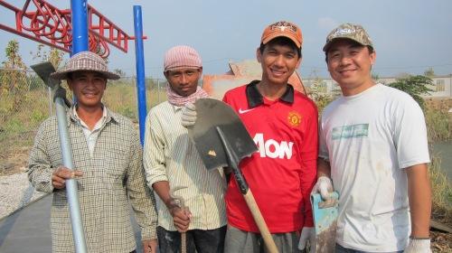 Cambodian Crew