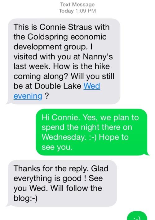 Connie Text
