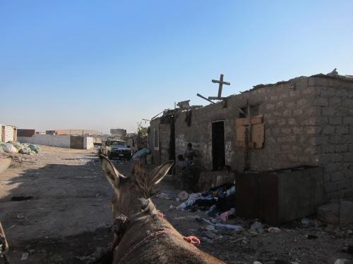 South Slum Cross