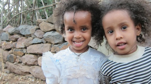 Two Cute Girls