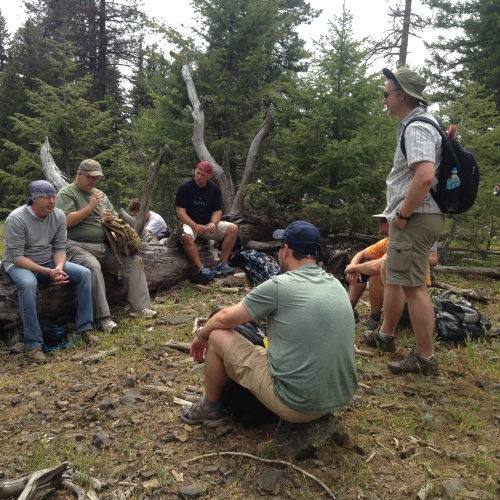Trailside Devotional